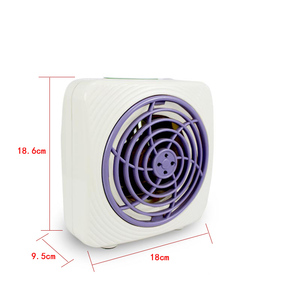 Image 3 - ATWFS لتنقية الهواء المؤين لتنقية الهواء منقي هواء المنزل Ionizador مولد الأيونات السالبة آلة إزالة الفورمالديهايد