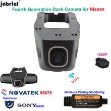 Camera Dash-Cam Nissan Qashqai X-Trail for TIIDA Teana Sylphy Sunny Serena Sentra Rogue