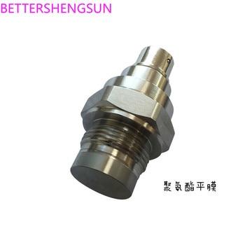 Flush Membrane Pressure Transmitter Sensor 4MPa 2mv/V M24 1mv/V 2MPa 6MPa Polyurethane