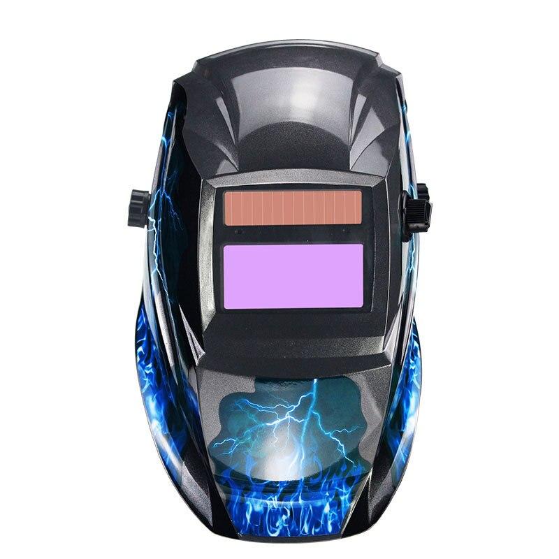 Auto Darkening/Shading Grinding/Polish Welding Helmet/Welder Goggles/Mask/Cap For Welding Machine Or Plasma Cutter