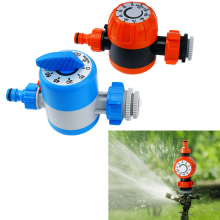 Automatic Garden Watering Timer Electronic Home Ball Valve Water Irrigation Controller System