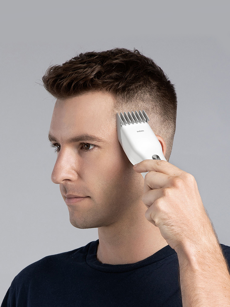 ENCHEN Boost-Hair-Trimmer Cutter-Machine Comb Cordless Rechargeable for Men Kids USB