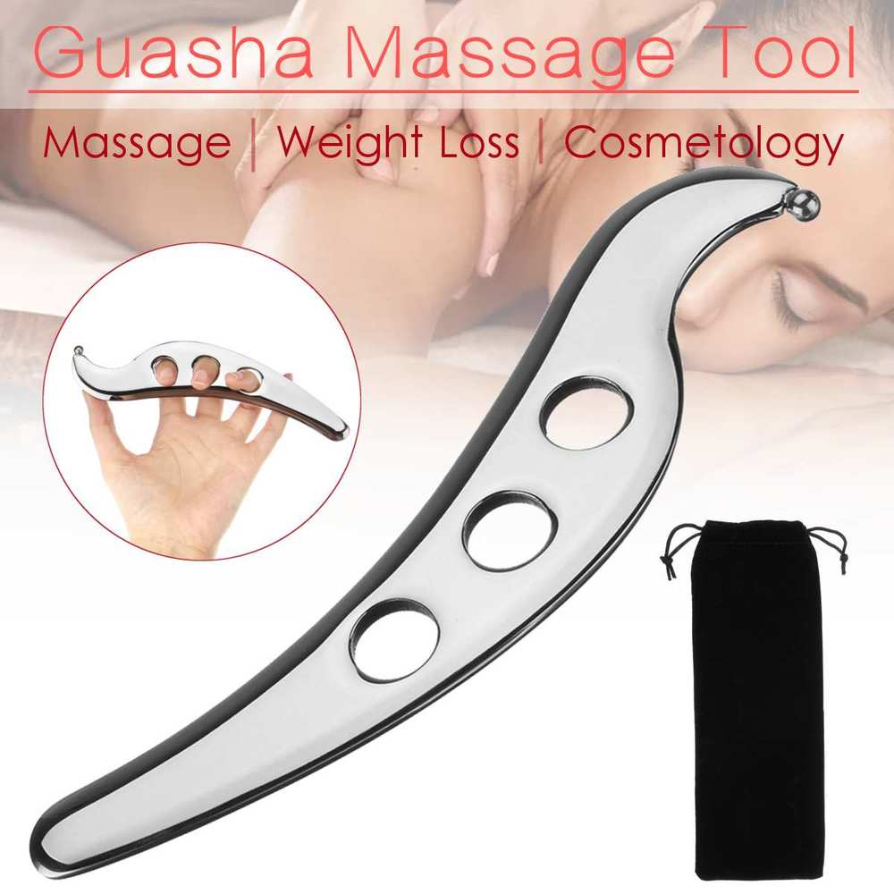 304Stainless Steel Myofascial Knife  Massager Tool Scraper Physical Therapy Loose Muscle Meridian Massage Machine SPA Board Tool