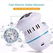 Electronic Foot File Foot SPA Pedicure Tools Callus Remover Portable for Feet Care