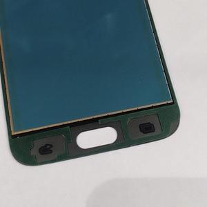 Image 5 - ЖК дисплей G920f для SAMSUNG GALAXY S6 G920 G920F, ЖК дисплей с сенсорным экраном и дигитайзером в сборе, без рамки, ЖК дисплей TFT для Samsung S6