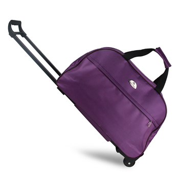 oxford Rolling Luggage Bag Travel Suitcase With Wheels Trolley Luggage For Men/Women Carry On Travel Bags