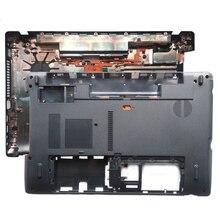 Original New Laptop Bottom Base Case Cover For Acer Aspire 5750 5750g 5750z 5750ZG 5750S Bottom Cover AP0HI0004000 Black цена 2017