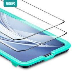 ESR dla xiaomi mi 11 szkła 10/9/8 11 Pro 8 SE szkło hartowane ochraniacz ekranu w całości pokrywa miękka TPU folia ochronna dla Mi 11 2021