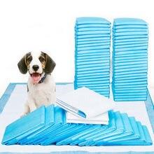 10 pçs fraldas para animais de estimação absorvente treinamento do cão de estimação almofada de urina fraldas para gato cachorro limpeza desodorante fraldas pet gato cão suprimentos