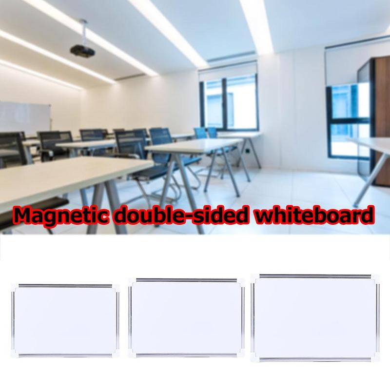 Double Side Magnetic Office Whiteboard Erasable Whiteboard Can Be Reused For Office And School Use Hanging White Board