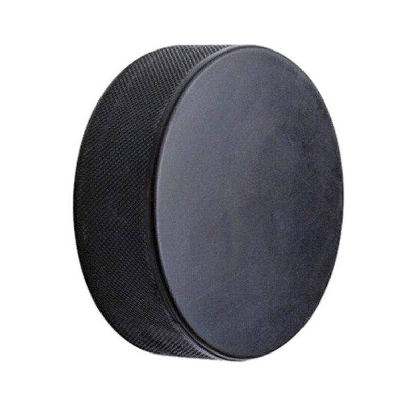 Зимние спортивные Хоккейные шайбы официальный размер игры Практика оптом спортивные шайбы Мячи