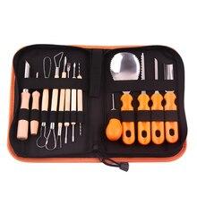 Pumpkin Carving Knife Pumpkin-Carving-Tools-Kit Halloween 5/14pcs New