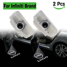 For infiniti logo projector lights led car door light welcome lamp ultra bright courtesy led lighting for Infiniti Q50 Q60 QX50 агаркова нелли георгиевна тетрадь по письму 4 1 класс 12 е изд