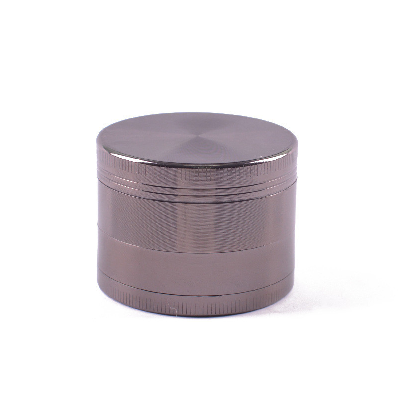 4 Layers Tobacco Grinder Herb Weed Grinder with Mill Handle