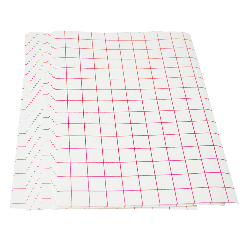 2PCS A4 For Cloth Fabrics Accessories Iron On Multipurpose Sheets Transfer Paper Craft T Shirt Printing Inkjet Home DIY Heat