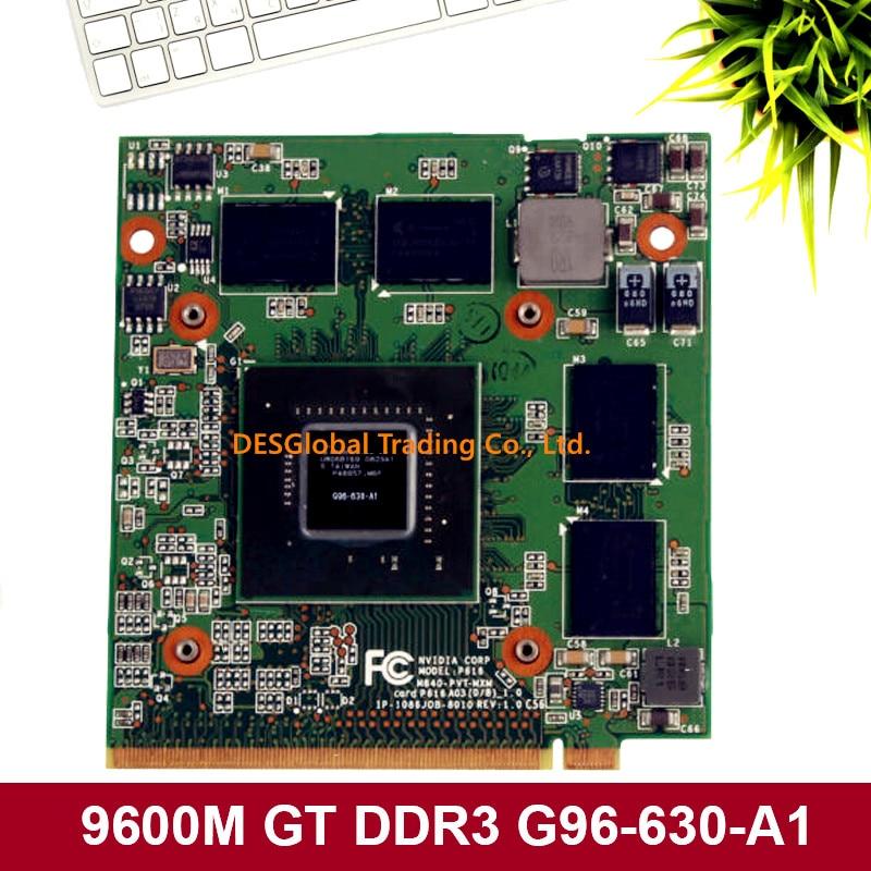 1pcs New NVIDIA G96-630-A1 IC Graphics Chipset w// Balls