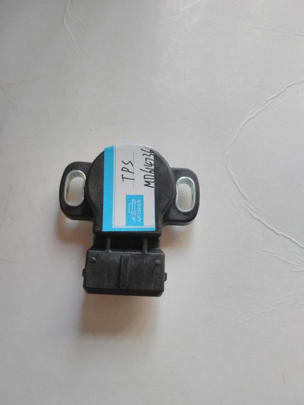 12 месяцев Гарантия качества Датчик положения дроссельной заслонки для Mitsubishi(2004-1997) 3 контакта OE No. MD614736