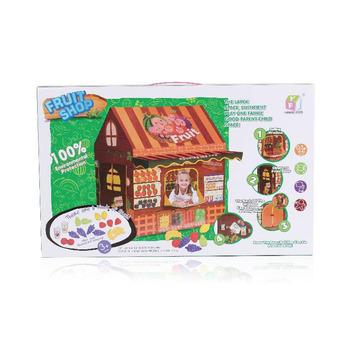 Namiot dla dzieci namiot dla dzieci dom zabaw dom zabaw zamek księżniczka zabawki do zabawy na zewnątrz supermarket owocowy basen z piłeczkami tanie i dobre opinie