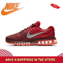 Original Authentic Nike AIR MAX Men's Running Shoes Fashion Breathable Outdoor