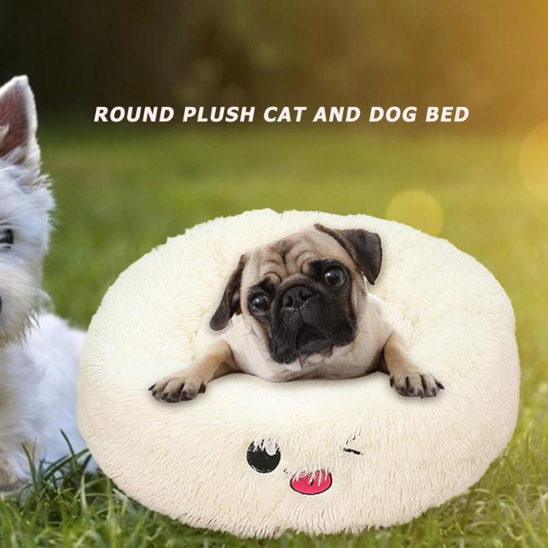 Lamb Velvet Plush Dog Cat Beds Soft Plush Pet Sofa Waterproof Bottom Nest Baskets Sleeping Cushion Household Supplies 15
