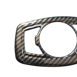 Image 5 - Coperture Decorative dellinterruttore del faro di colore della fibra del carbonio per Ford Ranger Everest sforzo 2015 2016 2017 2018 2019 2020 2021