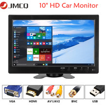 Car-Monitor Computer-Display JMCQ Night-Vision Trailer/rv Car-Backup-Cameras Waterproof