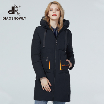 Diaosnowly 2020 fashion thick winter jacket women hooded coats and jackets long for women warm jacket winter outwear coat female winter clothes women fashion woman parkas long mishow 2020 winter parkas for women long sleeve fashion warm coats streetwear outdoor overcoats slim female jackets mx20d9113