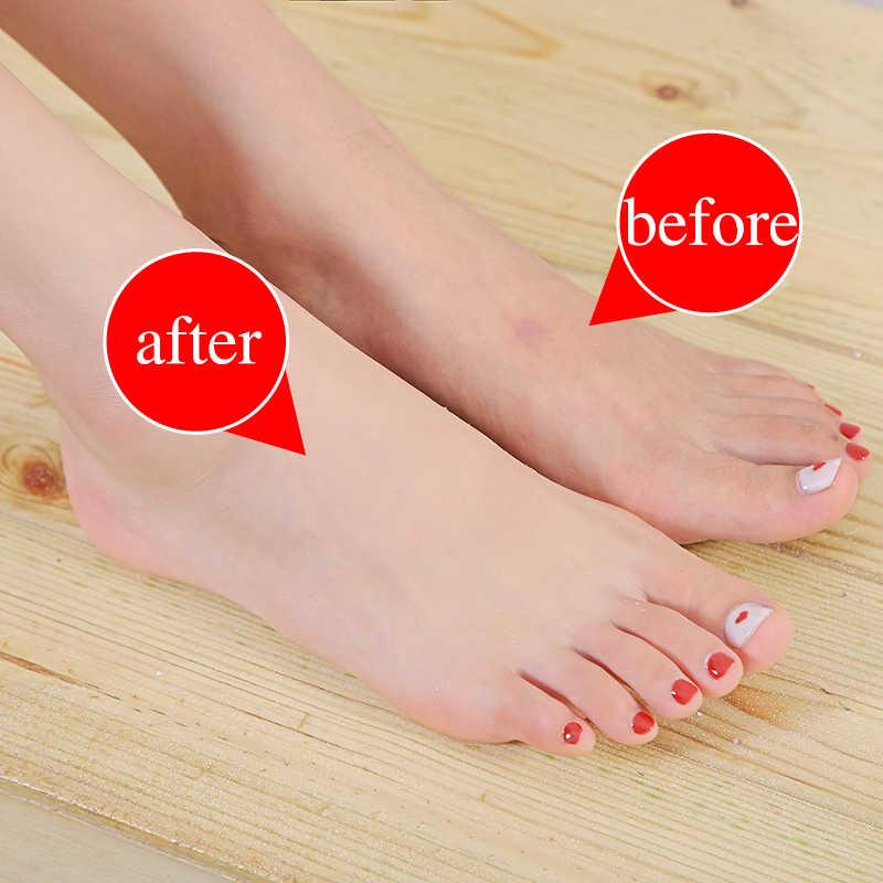 Leite de mel hidratante pé cera branqueamento pés máscara hidratante nutrishingskin care descasque fora pé cuidados com a pele esfoliante anti-seco