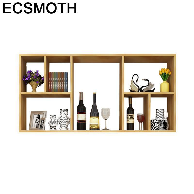 Hotel Mesa Table Storage Kitchen Display Vetrinetta Da Esposizione Mobili Per La Casa Mueble Bar Furniture Shelf Wine Cabinet