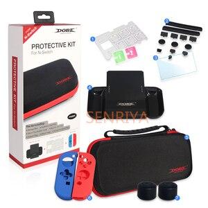 Image 1 - Estojo rígido para nintendo switch, capa protetora para cartão de jogo, bolsa para armazenamento de viagem con aperto