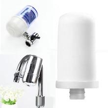 Faucet Tap-Water-Purifier Kitchen-Set Taps Purification Element Mount Activated-Carbon
