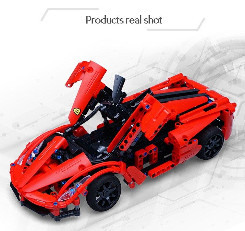 construção do carro técnica diy modelo velocidade