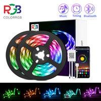 Taśma LED Light ,RGB 5050, elastyczna wstążka, taśma Led LED do telefonu APP Bluetooth