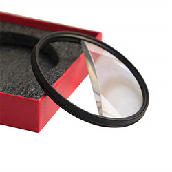 Camera Filter Split Diopter 77mm Rotating Filter Prism Changeable Number of Subjects Camera  Photography Accessories