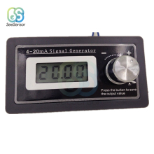 цена на 4-20mA LCD Digital Dispaly Signal Generator PLC Current Transducer Load Tester Two Wire Output