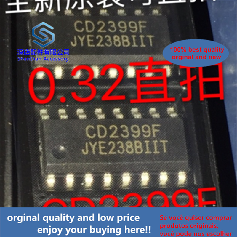 20pcs 100% orginal and new CD2399F SOP-16 IC best qualtiy image