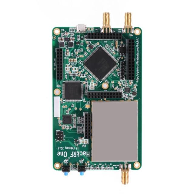 2019 HackRF One usb platform reception of signals RTL SDR Software Defined Radio 1MHz to 6GHz software demo board