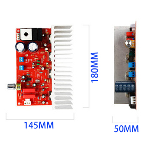 Image 4 - Tenghong TDA7294 Audio Power Amplifier Board 200W*2 HIFI Sound Amplifier For Speakers Stereo Amplificador AC24 28V 2.0 Channel