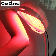 2 Color LED Light Therapy Skin Rejuvenation PDT Anti-aging Facial Beauty Machine ultrasonic 4 colors pdt led light therapy skin rejuvenation acne pigment spot removal anti aging facial equipment machine