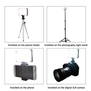 Image 5 - Âm Trần LED/Sạc USB Mini Di Động Chụp Ảnh Ngoài Trời Chiếu Sáng Lấp Đầy Ánh Sáng Cho Camera Chụp Ảnh Phòng Thu Ánh Sáng