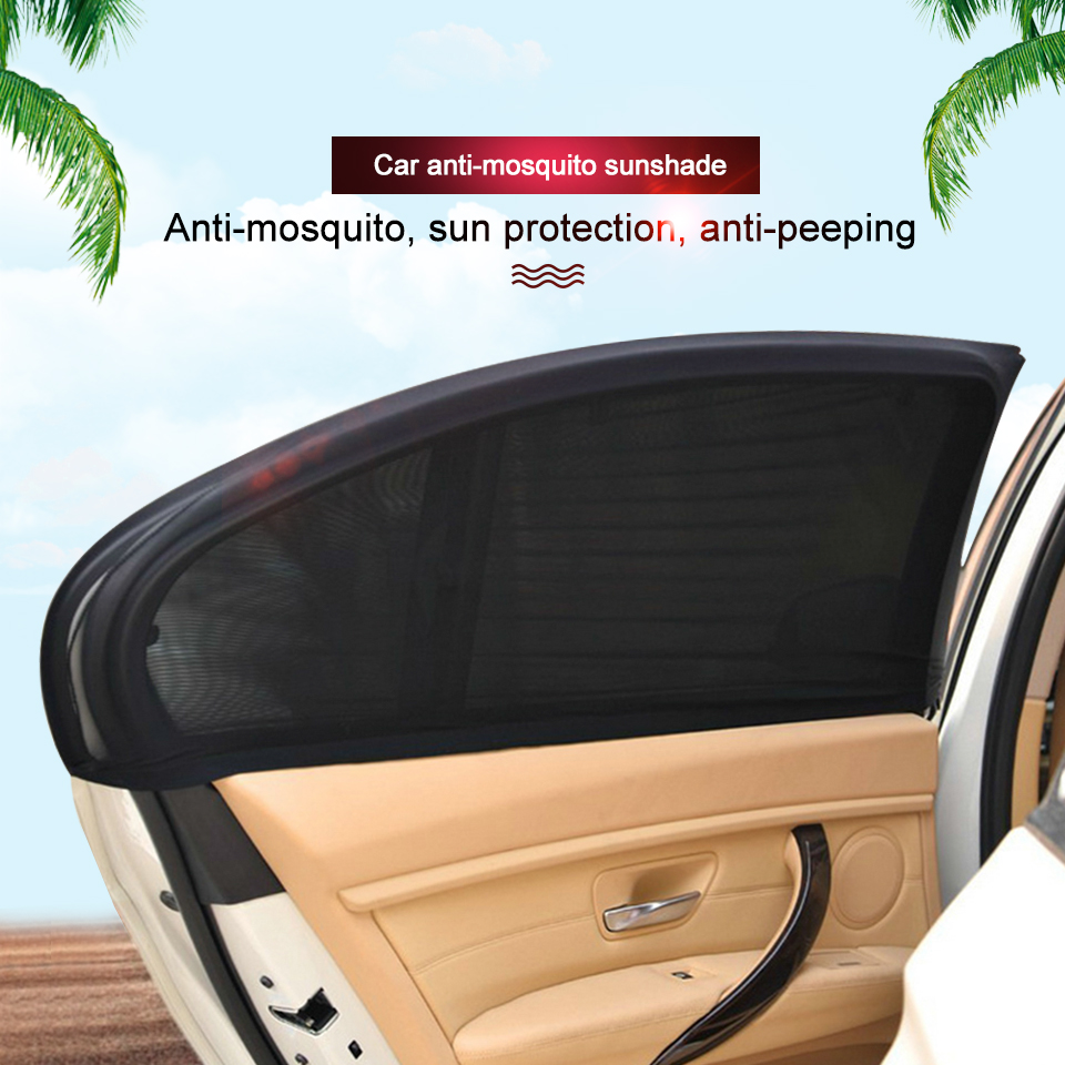 LOEN New Car Window Cover Sunshade Curtain UV Protection Shield Sunshade Shield Window Car Accessories Protector Window