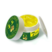 7 Days Ginger Slimming Cream Fast Burning Fat Lost Weight Body Care