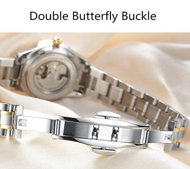 новинка швейцарские карнавальные роскошные брендовые часы женские фотография