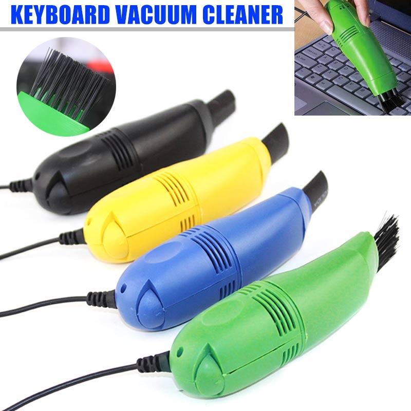 Computer Keyboard Mini USB Vacuum Cleaner For PC Laptop Desktop Notebook GV99