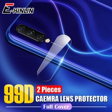 Back Camera Lens Rear Screen Protector Protective Film For XiaoMi Mi 9T 9 SE A3 A2 Lite Redmi Note 8 5 7 6 Pro 10 Tempered Glass(China)