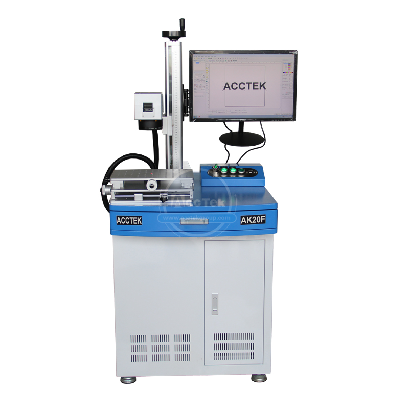 Cheap Price Laser Engraver For Metal Product Tag Laser Marking Machine