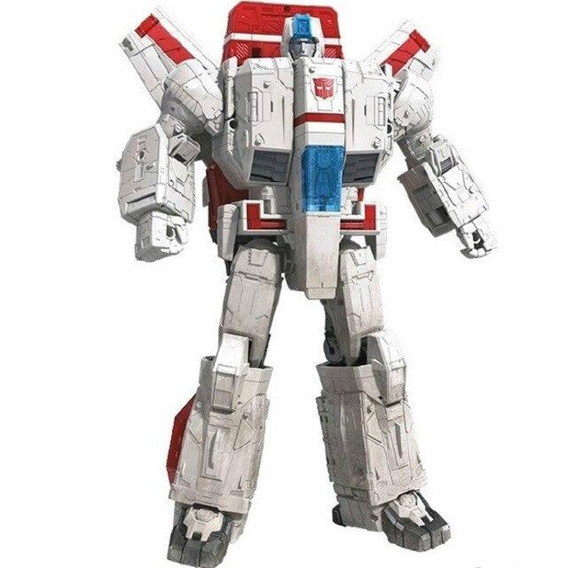 Nouveau Hasbro transformateurs génération guerre pour Cybertron commandant WFC-S28 Jetfire-hippodrome chapitre 29cm PVC figurines E4824