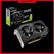 Asus TUF-GTX1650-O4GD6-P-GAMING placa gráfica nvidia®Geforce gtx 1650 pci express 3.0 gddr6 4gb dvi dp placa de vídeo