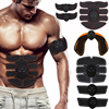 Muscle Stimulator Abdominal Trainer Fitness Abdominal Training Smart EMS Electric Body Butt Slimming Weight Loss Device Massager