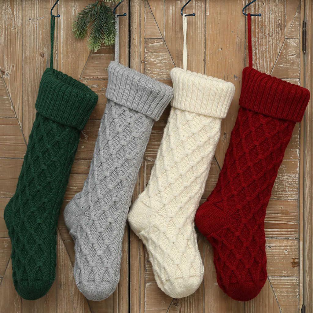 JAYCOSIN ร้อนขายถุงเท้าผู้หญิงสบายๆฤดูหนาวคริสต์มาสลายสก๊อตถุงเท้า Santa Claus Deer หญิงความร้อน Warm ถุงเท้าการ์ตูน 921